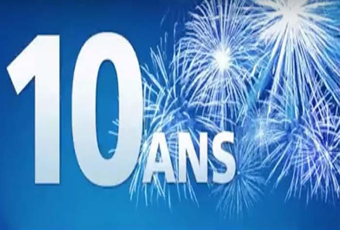 HPG Fête ses 10 ans