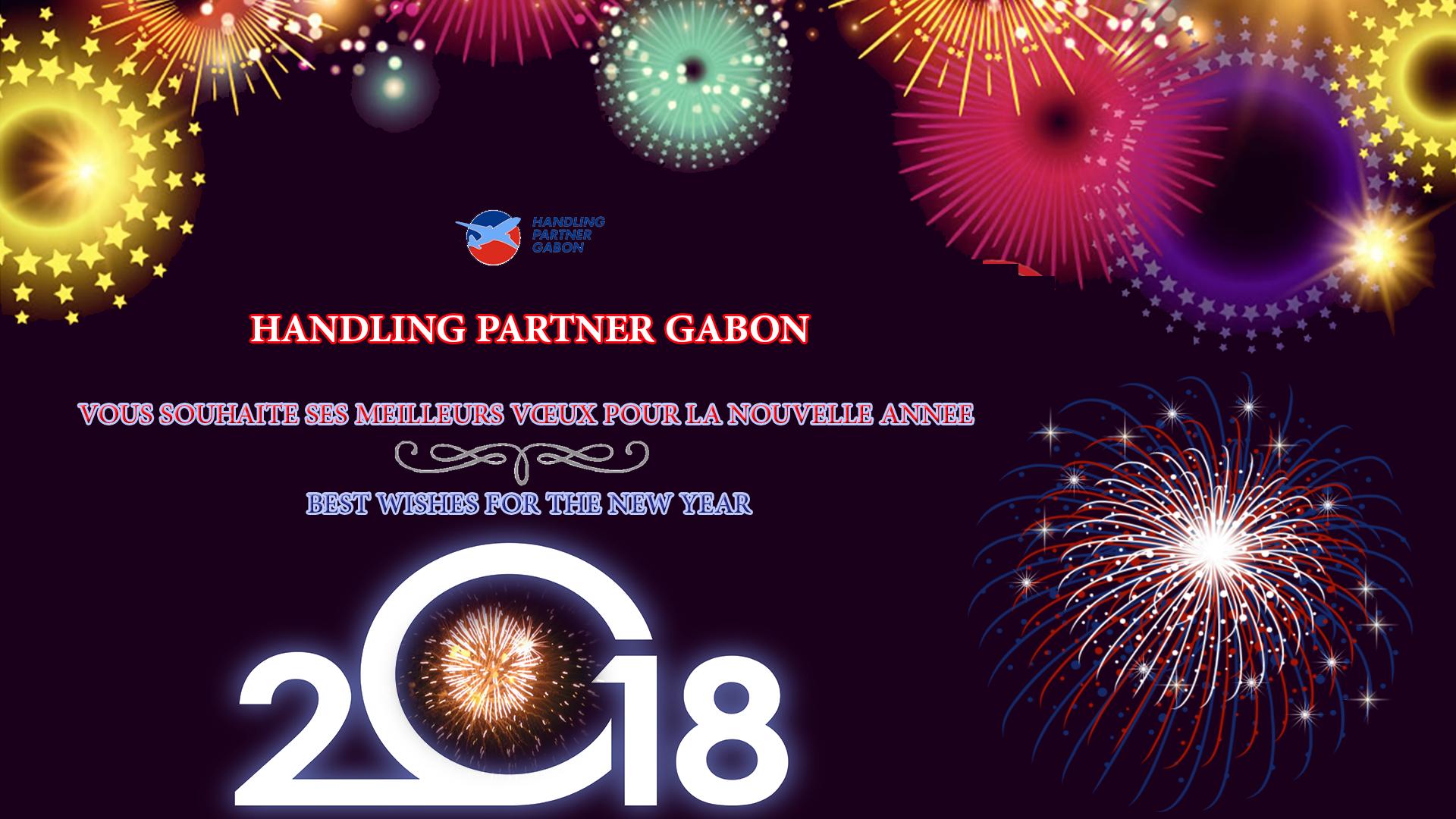 Nos Voeux pour 2018